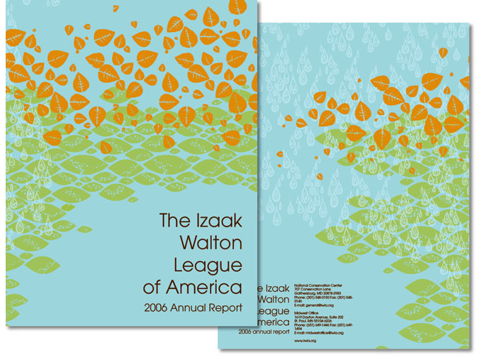 Izaak Walton League Annual Report